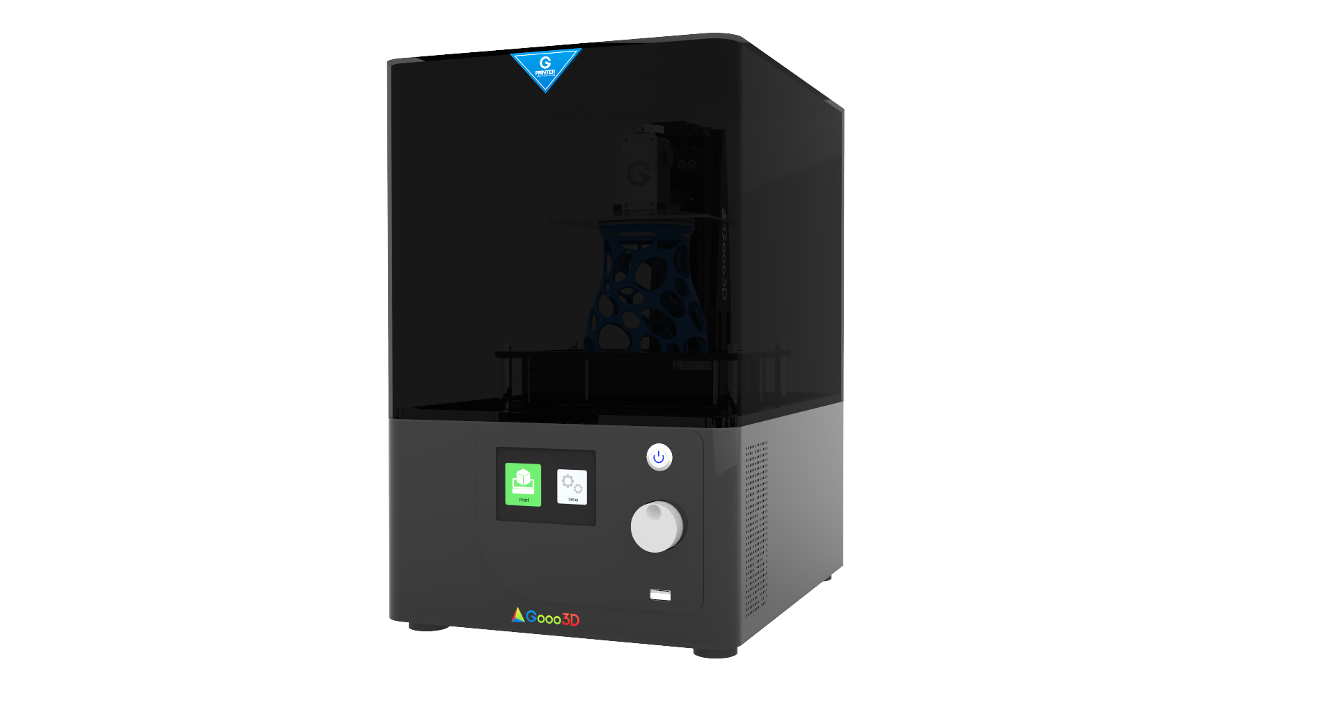 G PRINTER – 100% UV DLP 3D Printer